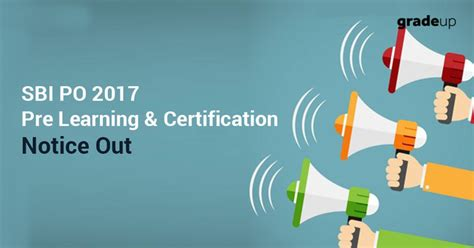 Sbi Po Final Marks 2017 Declared, Check Score Card Here
