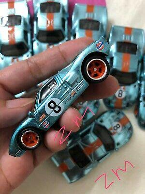 hot wheels  super treasure hunt ford gt  loose