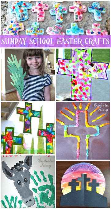easter traditions for the christian family 801   sunday school easter crafts for kids