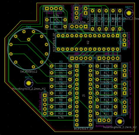 realistic design rules   homemade pcb layout kicad
