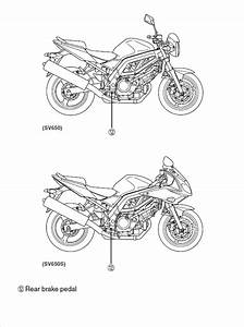 Suzuki Sv650 S Owners Manual 2009 - Pdf Download
