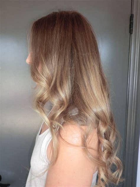 hair color dark to light light brunette or dark blonde neil george
