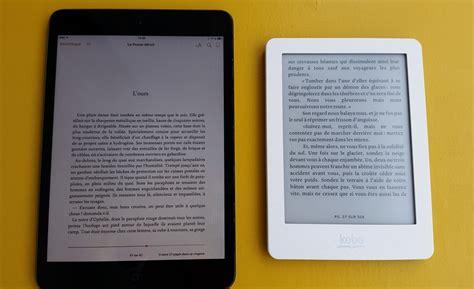 liseuse ou tablette 4 questions pour savoir quoi choisir lettres num 233 riques