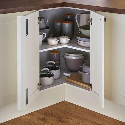 corner base shelf unit kitchen storage solutions
