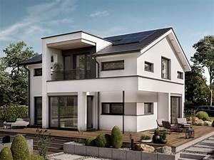 Fertighaus Mit Satteldach : design haus mit satteldach einfamilienhaus concept m 166 bien zenker modernes fertighaus ~ Sanjose-hotels-ca.com Haus und Dekorationen