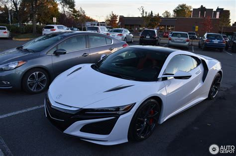 acura nsx 2016 15 october 2016 autogespot