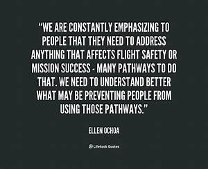 Inspirational Q... Famous Flight Safety Quotes