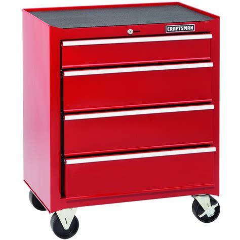 craftsman tool box dresser craftsman 113845 26 in 4 drawer standard duty