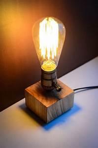 25+ best ideas about Lampe de chevet bois on Pinterest