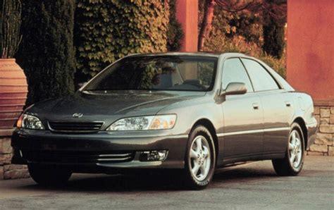 lexus sedan 2000 used 2000 lexus es 300 sedan pricing features edmunds