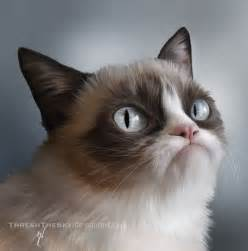 grumpy cat grumpy cat by threshthesky on deviantart