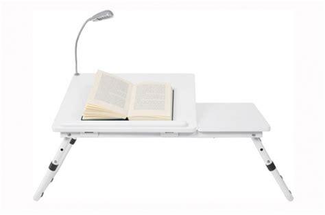 plateau de lit plateau de lit blanc laqu 233 slide gadgets et jeux pas cher