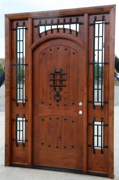 wood entry door exterior wooden doors marceladick