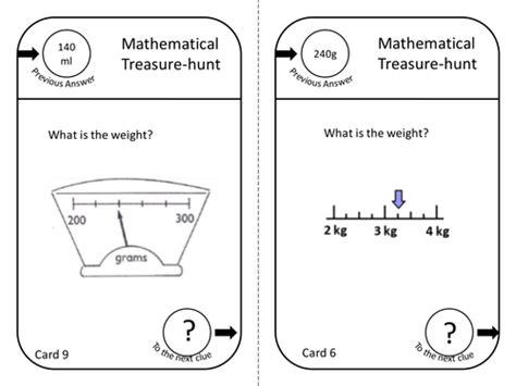 Treasure Hunt Template Tes by Reading Scales Treasure Hunt By 7kingsgate Teaching