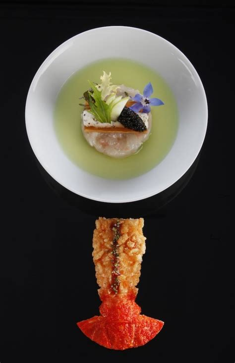 chef eric pras from 3 michelin maison lameloise