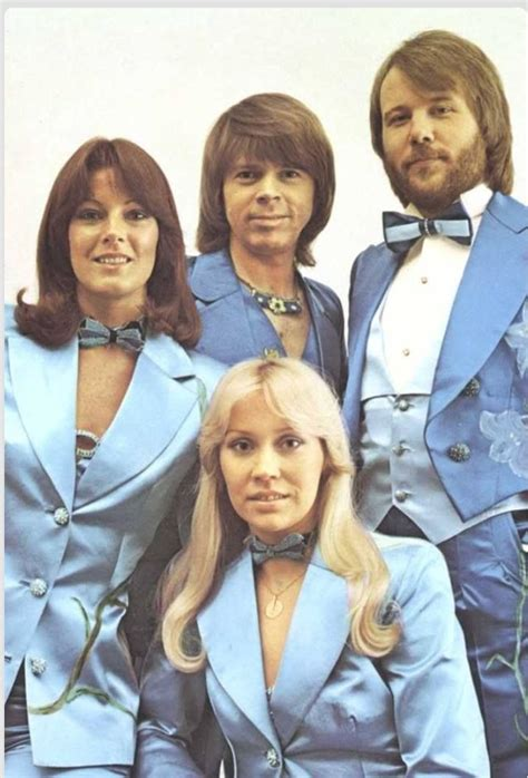 Pin by Kathy Binding on ABBA | Abba, Abba costumes ...