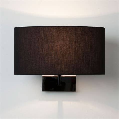 astro olan polished chrome wall light at uk electrical
