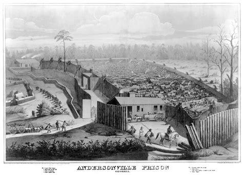 Andersonville, Ga. Civil War Prison Camp