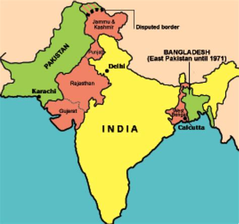 quick overview  indo pakistanian relations  spot