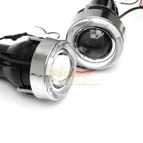 hid fog lights for subaru 3 quot projector fog lights white led