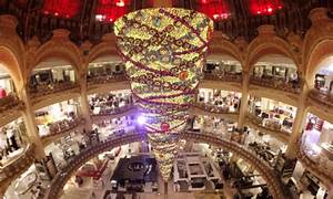 Magasin De Décoration Paris : no l paris stockholm les grands magasins en f te franska companiet ~ Preciouscoupons.com Idées de Décoration