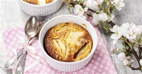cuisiner sans gras recette de mini gratin express de poire à la vanille sans gras recette