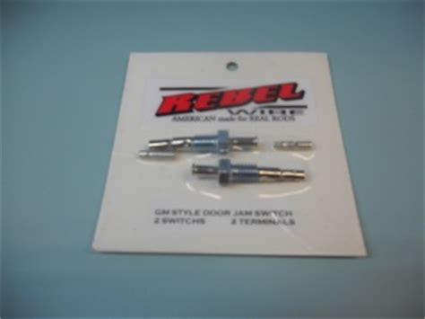rebel wire switches  components  real rods