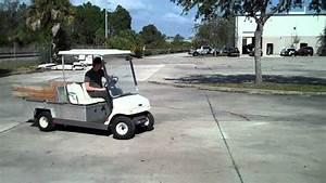 1995 - Yamaha G9am Gas Powered Golf Cart