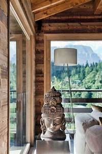 Luxury, Mountain, Chalet, In, The, French, Alps