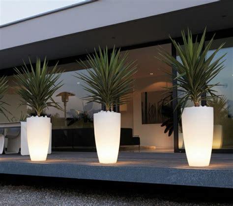eclairage de terrasse exterieur le pot lumineux en 60 images jardin