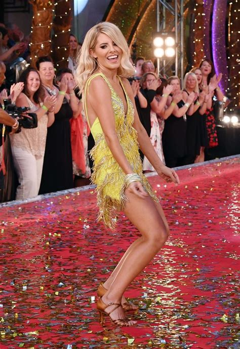 Strictly Come 2017 Mollie King Mollie King Steals The At This Year 39 S