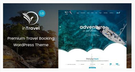 Elegant Wordpress Templates For Airlines