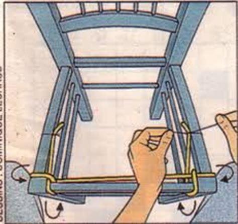 fournitures pour rempaillage chaise 25 best ideas about rempaillage chaise on