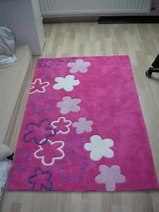 Tapis Chambre Bébé Fille : tapis chambre fille ~ Teatrodelosmanantiales.com Idées de Décoration