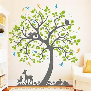 Baum An Wand Malen : laub baum zeichnen lernen zeichenkurs for selber malen ~ Frokenaadalensverden.com Haus und Dekorationen