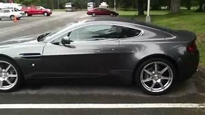 Aston Martin Vantage in Grey - YouTube