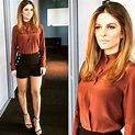 Maria Menounos from E! News Look of the Day