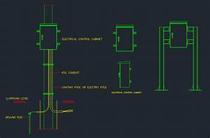 Electrical Box Free CAD Blocks And CAD Drawing