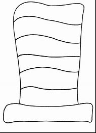 Dr Seuss Cat In The Hat Coloring Pages