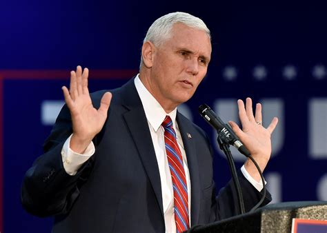 pence mike president hawaii trump he born candidate donald presidential vice campaign vp pledged believes obama says during political ibtimes