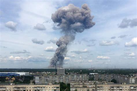 BB.lv: Krievijā sprādzienos munīcijas fabrikā ievainoti 79 ...