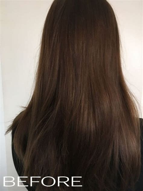 Vs Brown Hair Color by Hair Dye Review Turning Brown Into