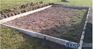 Dalle Pour Abri De Jardin : dalle beton pour abri de jardin en bois design de maison ~ Mglfilm.com Idées de Décoration