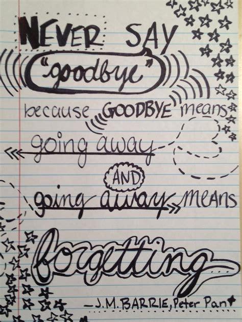 senior farewell quotes quotesgram