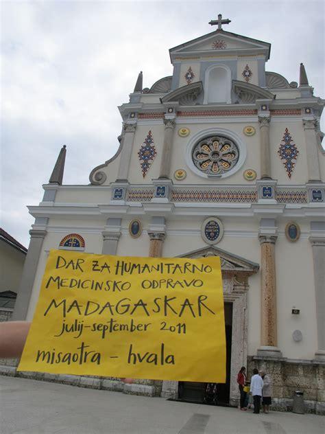 Marija pomagaj za Madagaskar