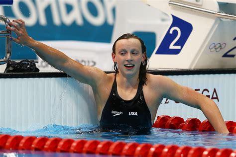katie ledecky   olympics day  swimming