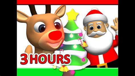 quot songs quot 3 hours rudolf santa claus 420 | maxresdefault