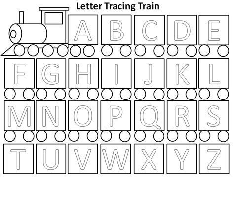 the country cheapskate letter tracing activity