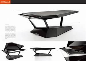 Futuristic Polish Piano Wins Roland Design Award | Article ...