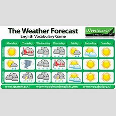 Weather, Temperature And Idioms  Woodward English